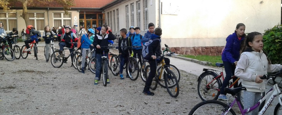 Indulás kerékpározni!
